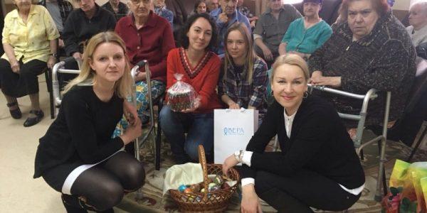 День пожилого человека России – 1 октября
