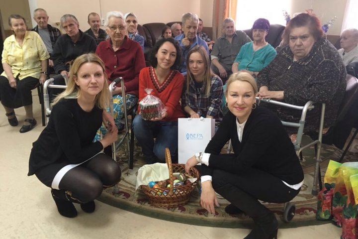 1 октября в России – День пожилого человека