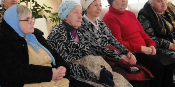 День пожилого человека – 2016