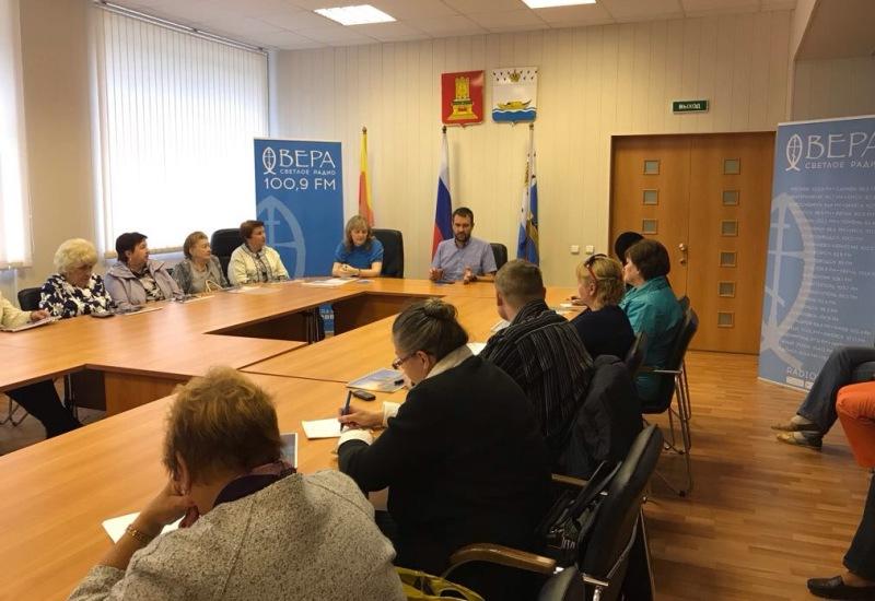 Грант «Запуск культурно-просветительского радиовещания на Тверской земле»