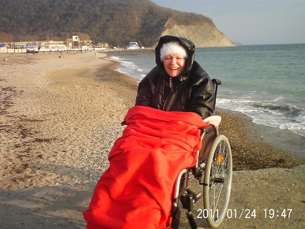Заставка для - Реабилитация после инсульта для Лилии