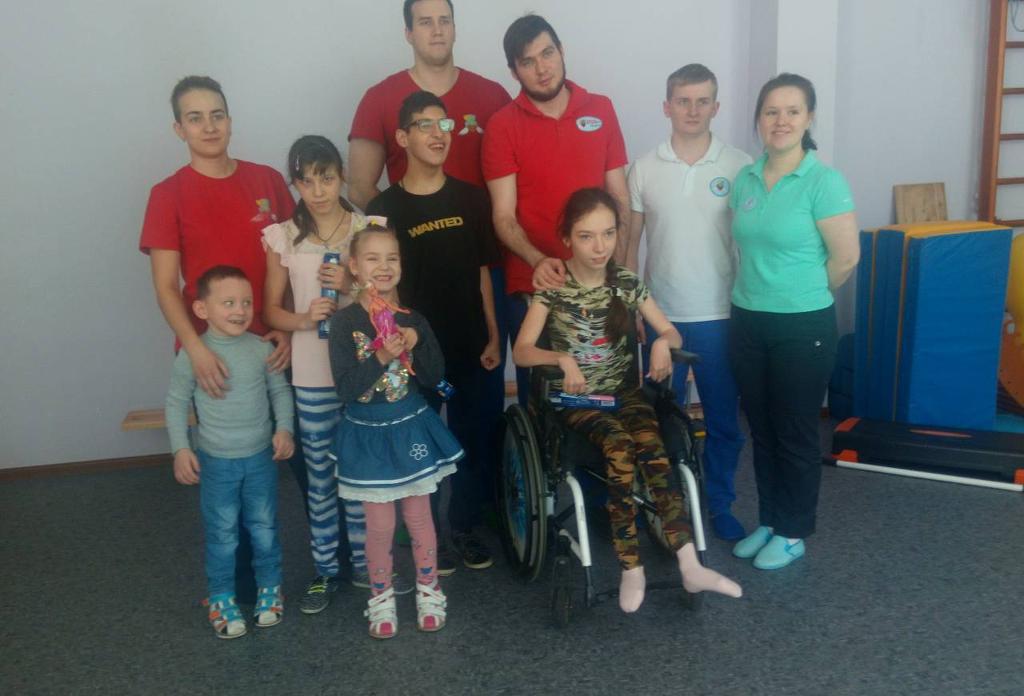 #СПАСИБО! Помощь Кристине и Гоше в реабилитации