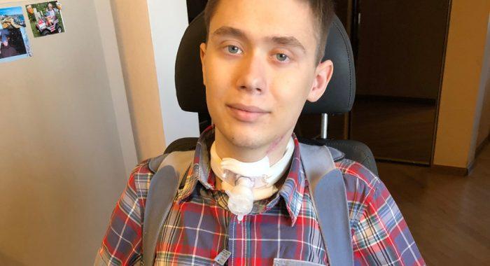 Заставка для - Реабилитация для Олега Масютина