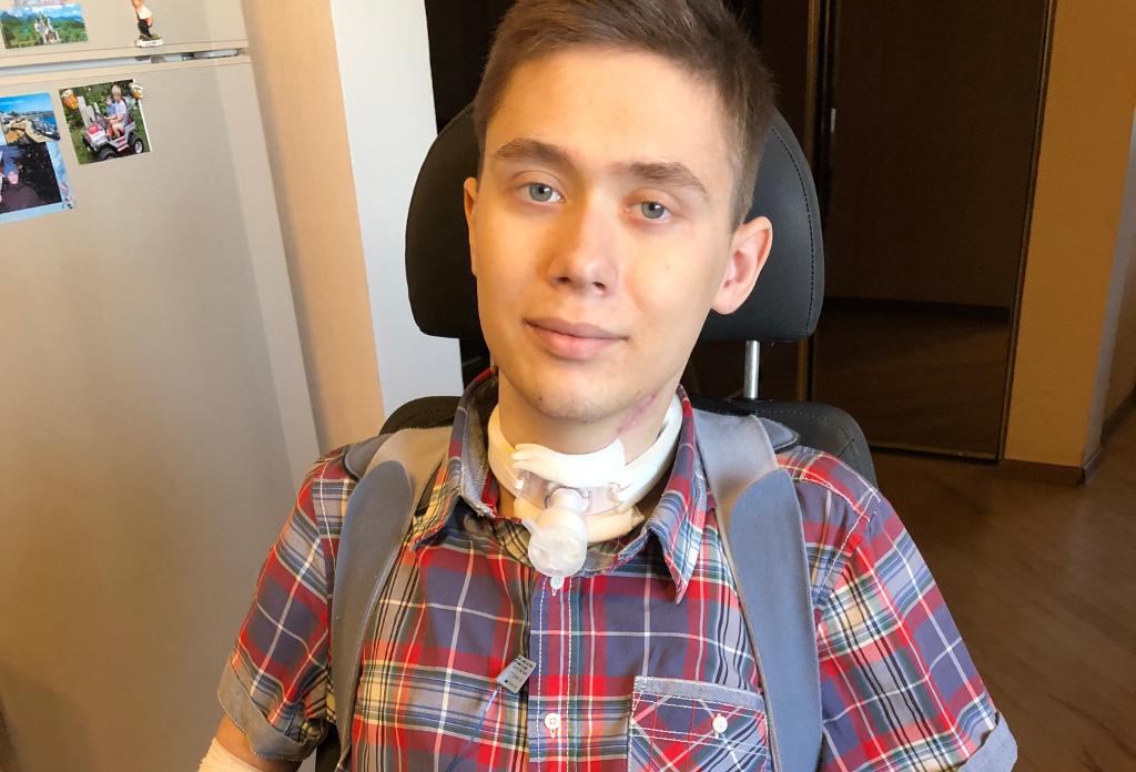 Реабилитация для Олега Масютина