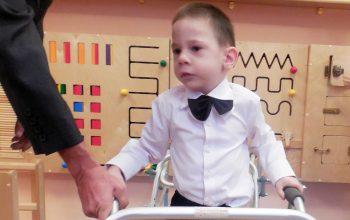Заставка для - Необходимое лечение для пятилетнего Андрея
