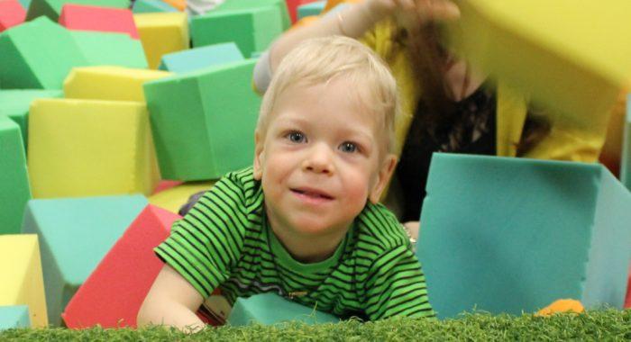 Заставка для - Помочь трёхлетнему Игорю встать на ноги