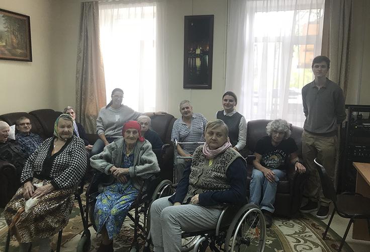 #СПАСИБО! День пожилого человека