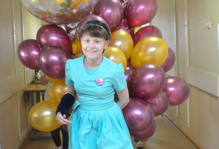 Заставка для - Шанс на полноценную жизнь для Лизы Бекетовой