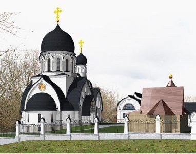 Храм Пророка Даниила на Кантемировской