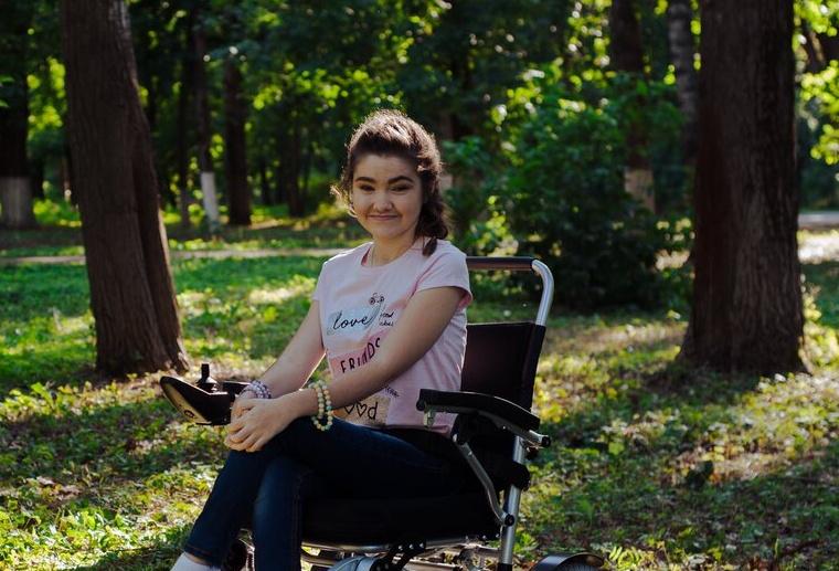 Откашливатель для Даши Якушевой