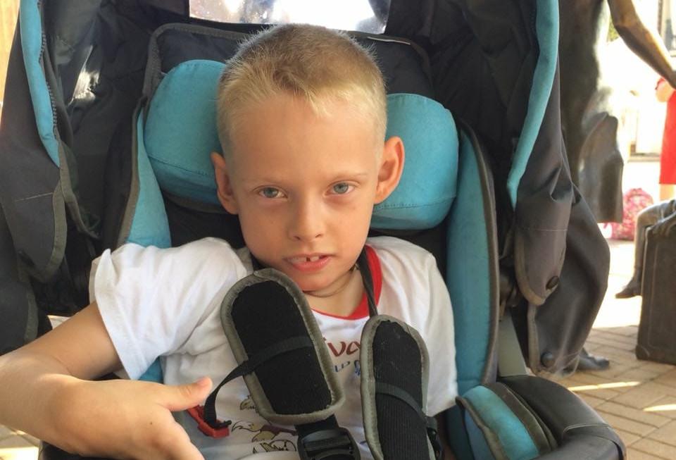 Костенец Егор прошел реабилитацию