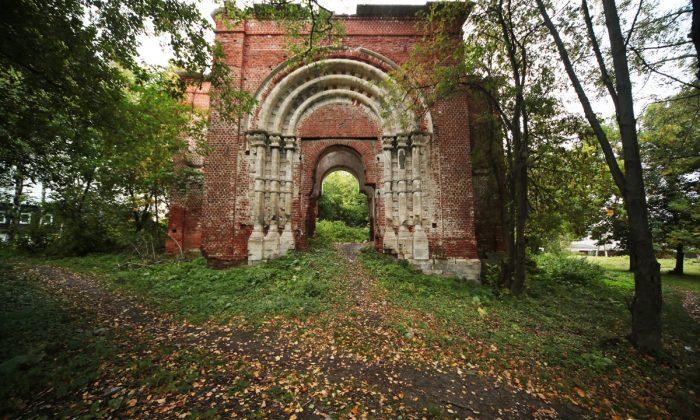 Женский Петропавловский монастырь в Юрьеве-Польском