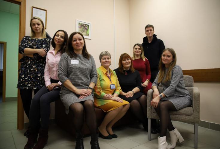 Cтажировка в Центре социальной помощи семье и детям Пушкинского района «Аист»