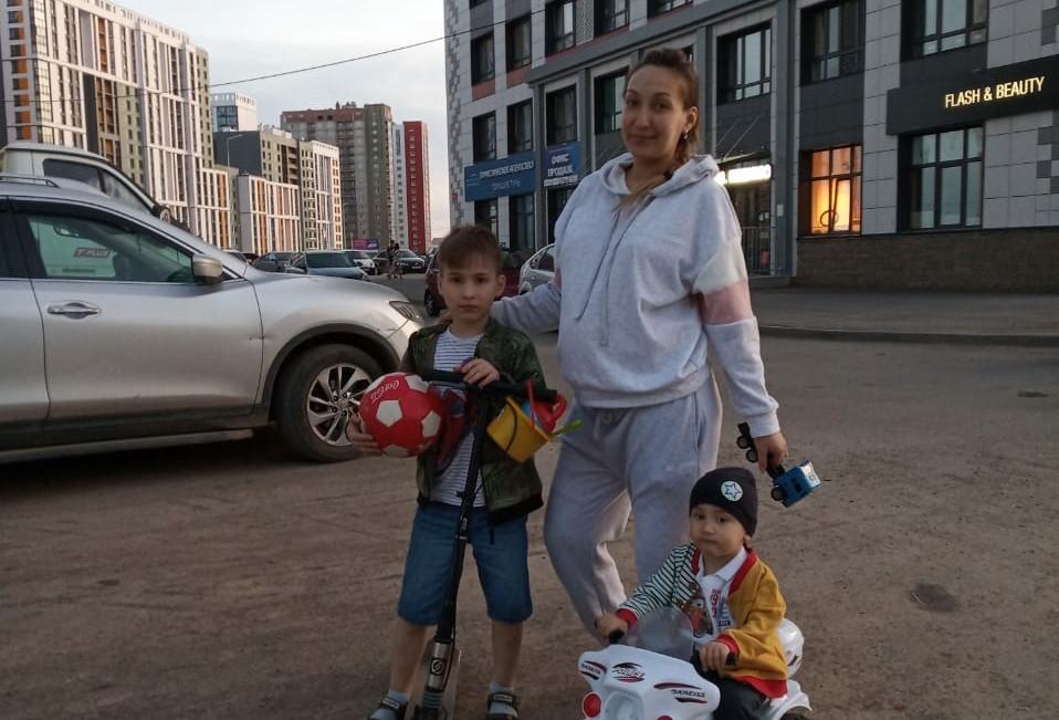 Заставка для - Диана Денисламова: многодетная мама нуждается в нашей помощи!