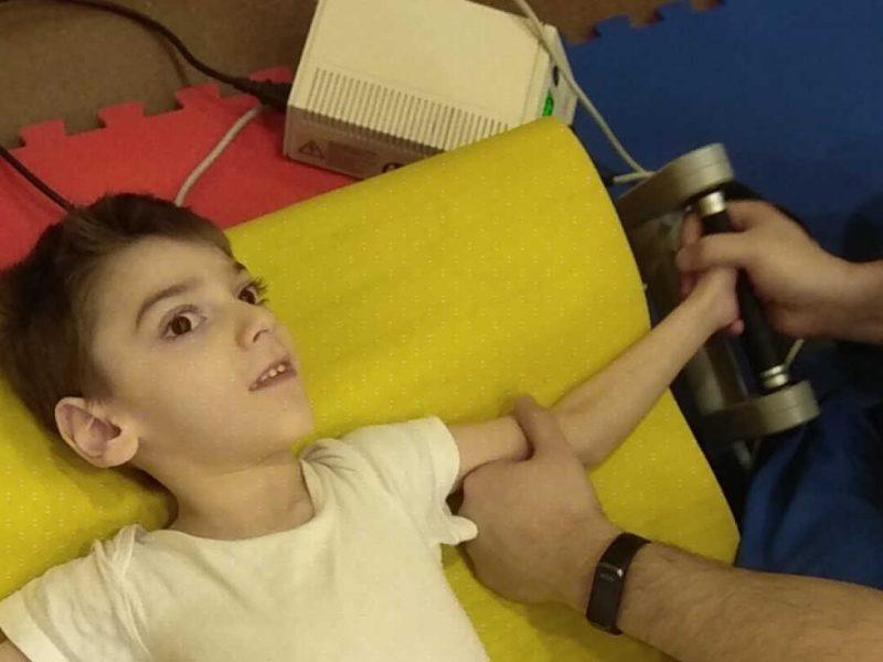 #СПАСИБО! Маммаев Абдурахман успешно прошёл реабилитацию