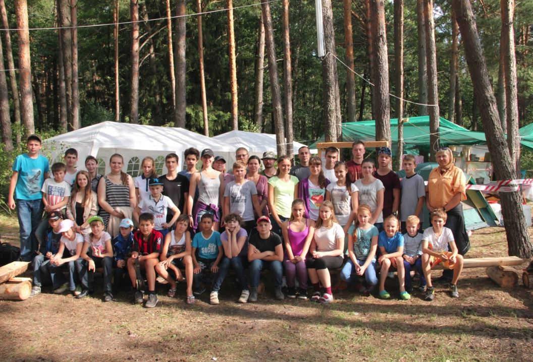 Заставка для - Православный Лагерь «Символик»