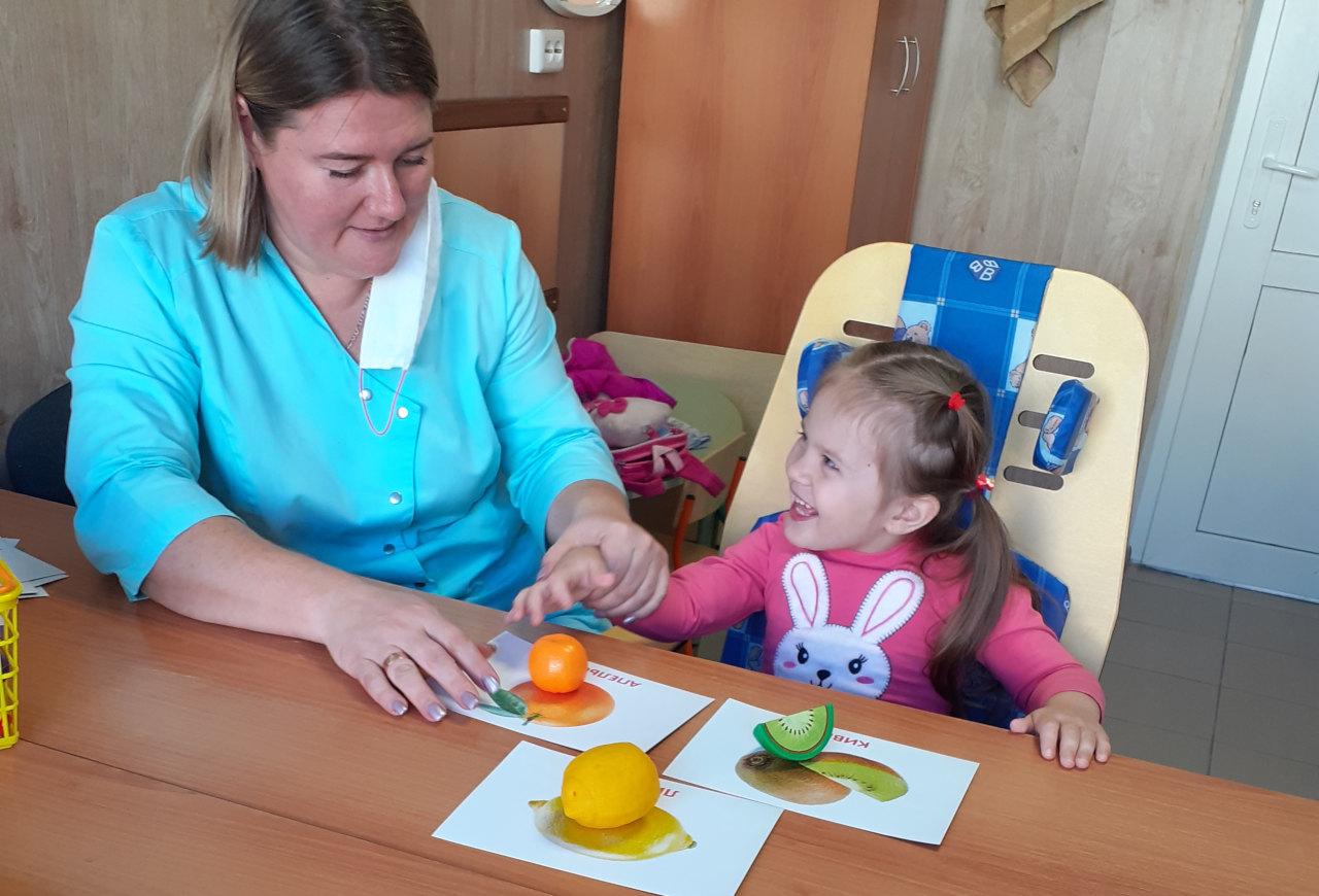 #СПАСИБО! Антонова Катя прошла реабилитацию